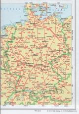 Mi mapa Alemán