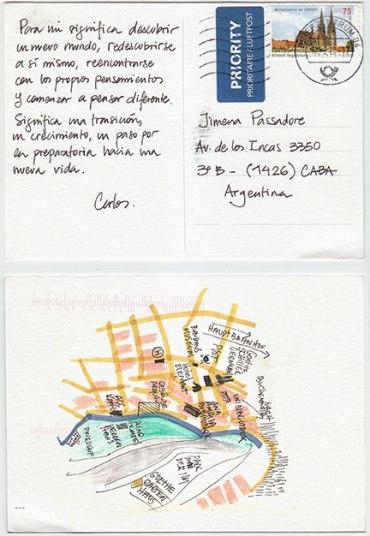 Postal de Carlos